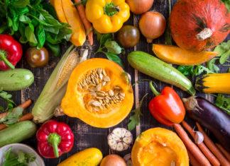 Witamina A - wegańska roślinna dieta