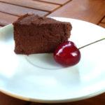 ciasto czekoladowe z fasoli VeganSport.pl