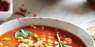 Weganska zupa z soczewicy_VeganSportpl